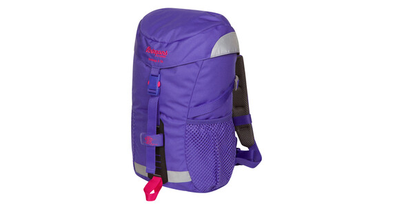 Bergans Nordkapp 12L Backpack Junior Light Primula Purple/Hot Pink